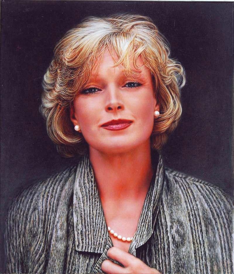 Portret Beaty Tyszkiewicz