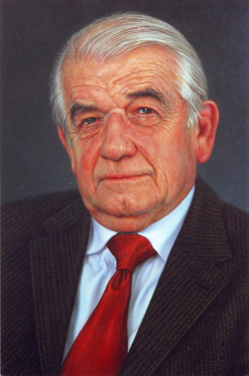 Portret Zbigniew Religa