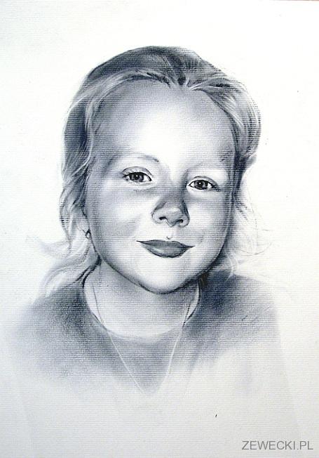Portrety ze zdjec